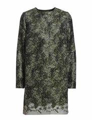 SPARKLING dresscoat 1/1 - acid green