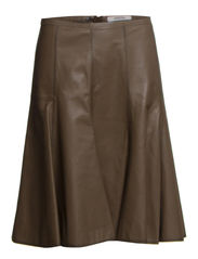 FIERCE skirt - grunge khaki