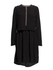 UNCOMMON dress - pure black