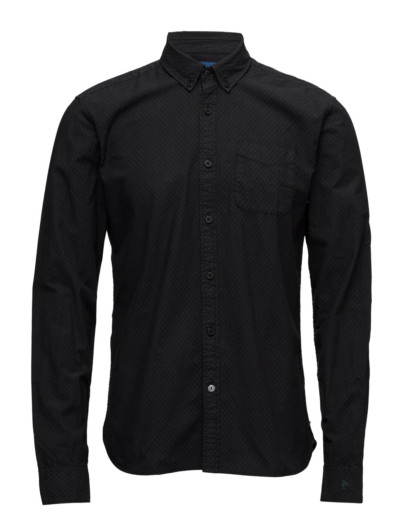 Allover Printed 1 Pocket Shirt Scotch & Soda Casual sko til Herrer i