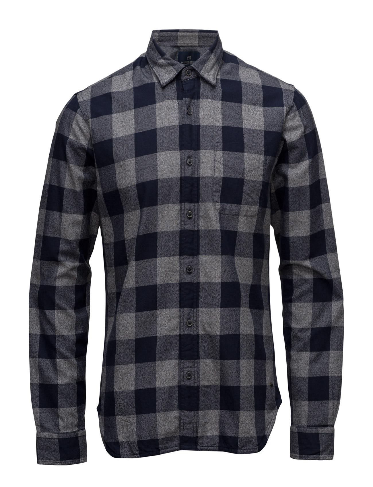 Longsleeve Shirt In Grindle Yarn Quality Scotch & Soda Trøjer til Mænd i