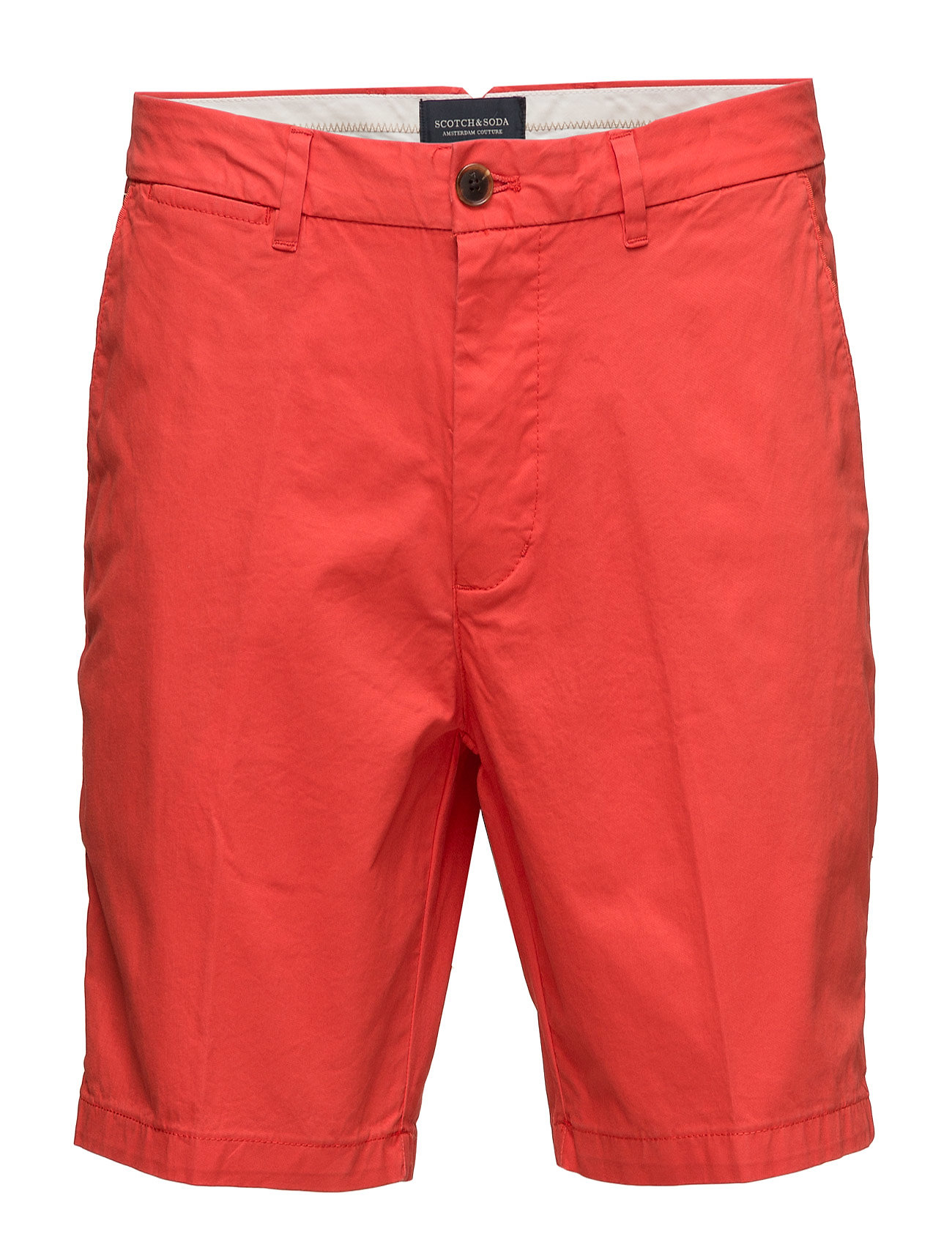 Classic Chino Short In Peached Cotton thumbnail
