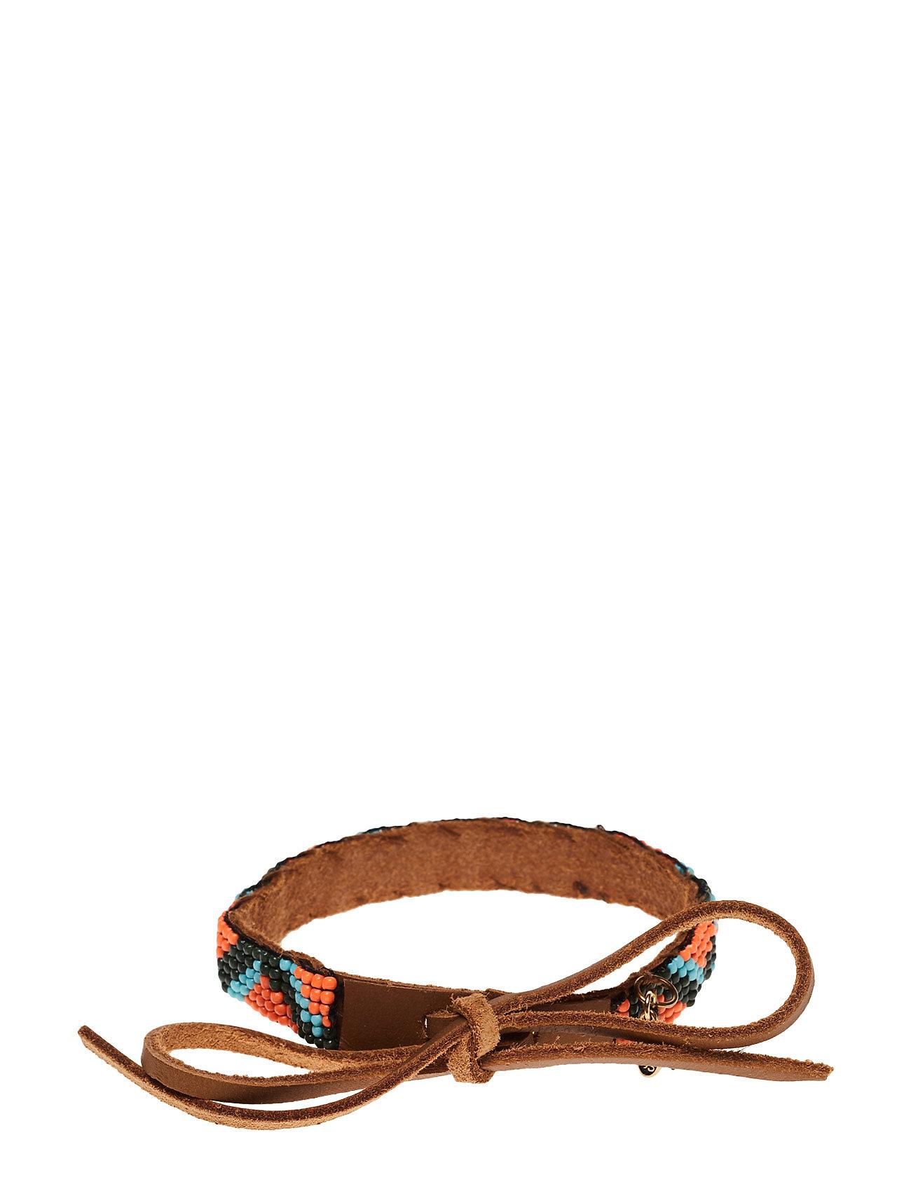 Various Bracelets In Leather Scotch & Soda Accessories til Mænd i