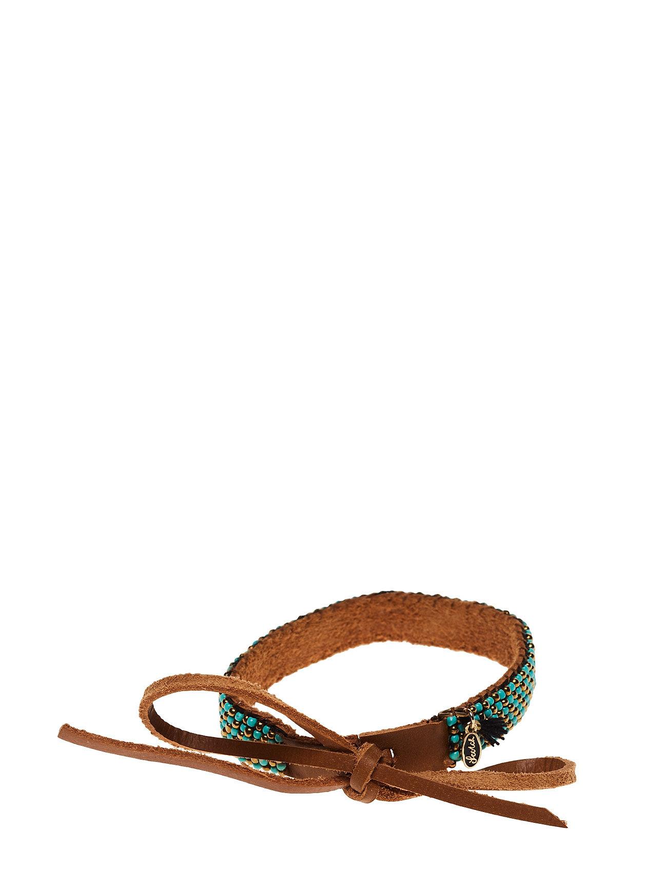 Various Bracelets In Leather Scotch & Soda Smycken