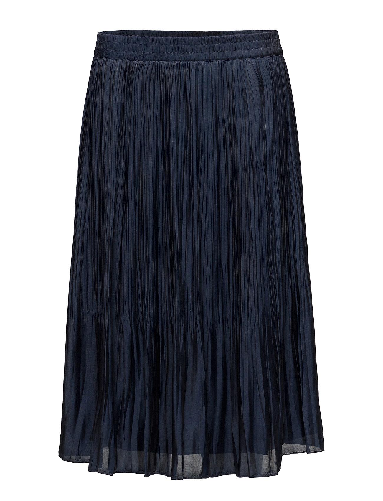 Below The Knee Pleated Skirt Scotch & Soda Knælange & mellemlange til Damer i