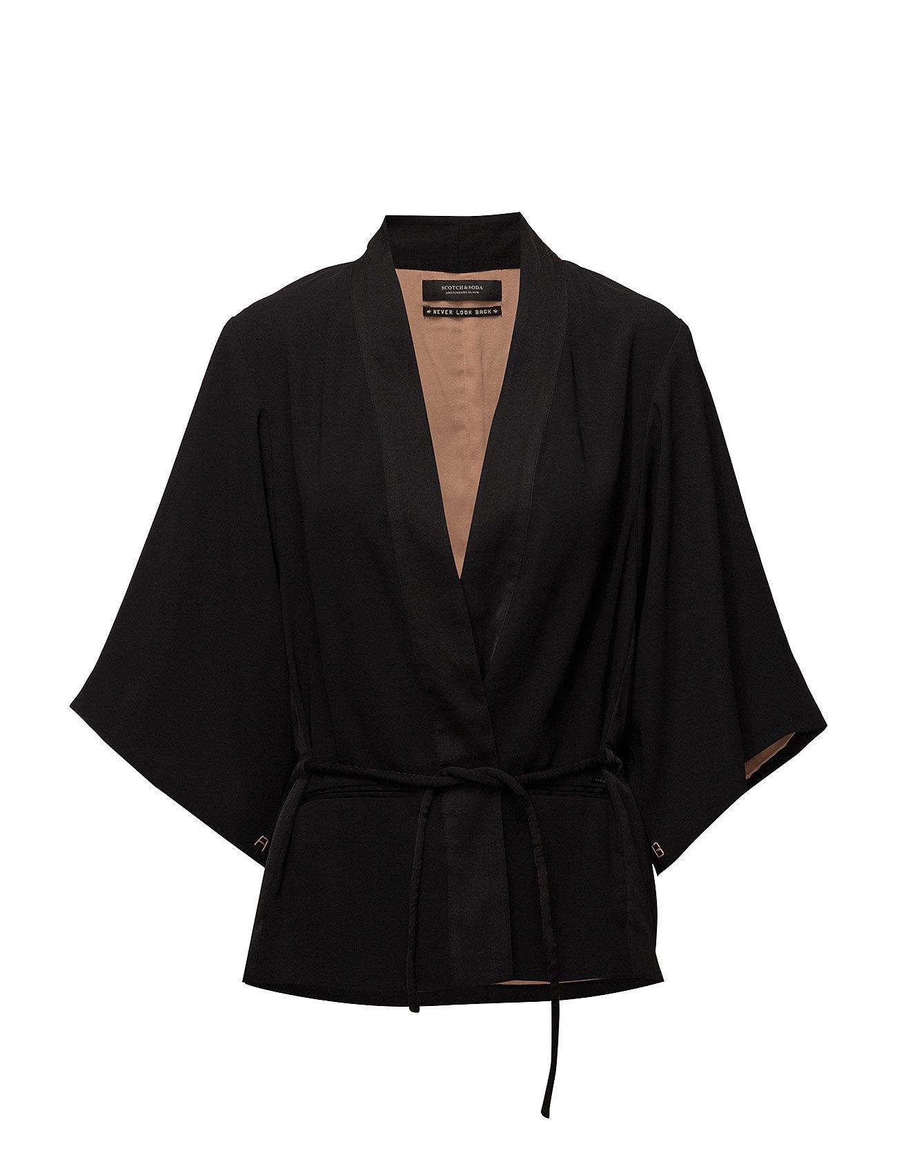 Scotch & Soda Celebration kimono blazer