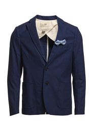 Scotch & Soda Urban structured pique blazer