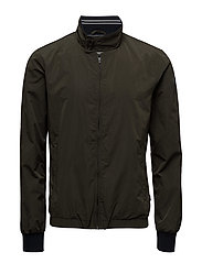 Short jacket in polyester/ nylon - ARMY