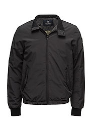 Bomber jacket with quilted and padded lining - ANTRA