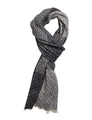 Scarf in double-bed quality and mix & match patterns - COMBO A