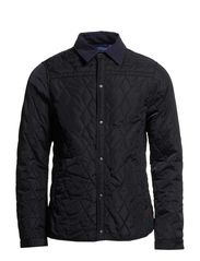 Nylon quilted jacket - 57 navy