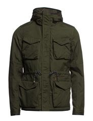 Army jacket in different cotton qualities - 65 military