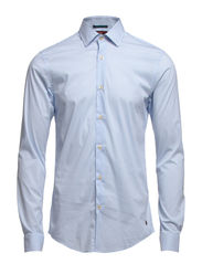Cotton/lycra dress shirt - dessin D