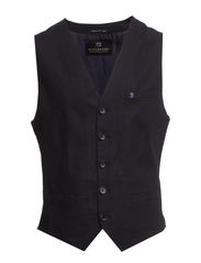 Chic city gilet in different qualities - 58 night