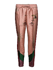 Scotch & Soda - Tailored Pant With Colour Blocked Panels