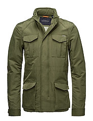 Army jacket - 0J MILITARY GREEN