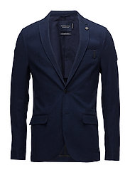 Casual unlined suit jacket - 51 INDIGO