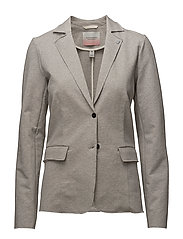 Sweat blazer - 0G GREY MELANGE