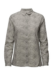Scotch  &  Soda - Cotton Shirt With Various Allover Prints
