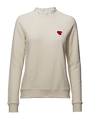 Feminine sweater - OFF WHITE