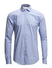 Blue crispy cotton/lycra serie. - 50 blue
