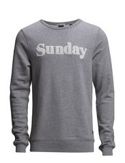 Crewneck sweat with
