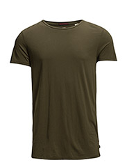 Classic garment dyed tee - 65 military