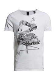 Freehand concept tee - Dessin D