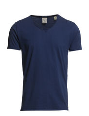 Home Alone basic tee - 47 royal blue