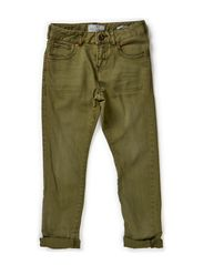 Coloured rocker pants - 65 military