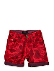 Mercer Short -  Coloured Camouflage - B-dessin B