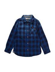 Checked Shirt - dessin B