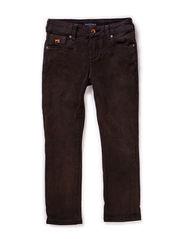 Strummer - Rusty black - 90 black