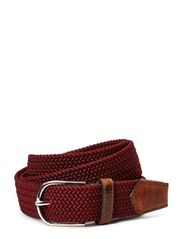 SDLR Belt Male - Bordeaux
