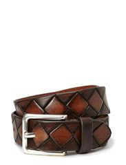 SDLR Belt Male - Dk.Brown