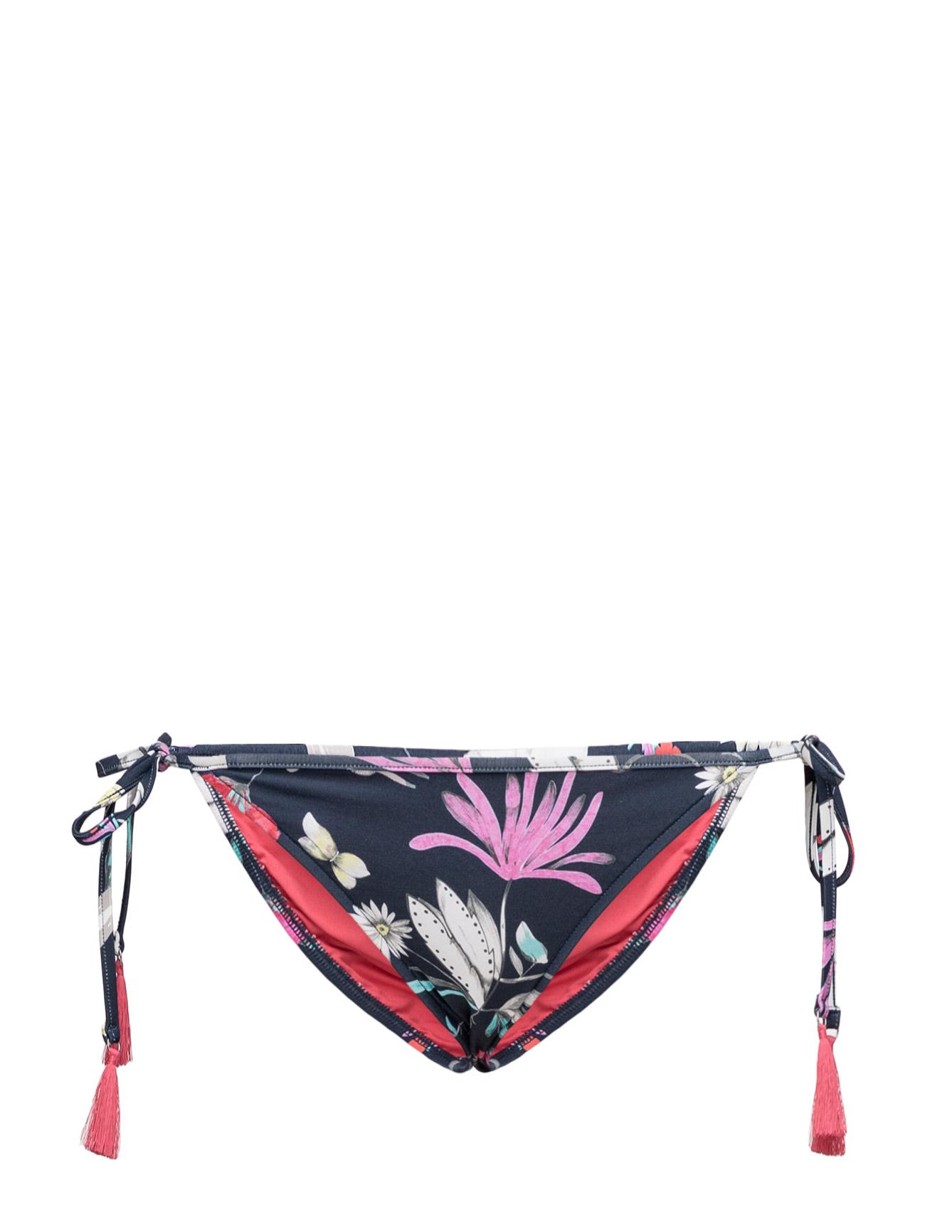 Flowerfestival Hipster Tieside Seafolly Bikinier til Damer i indigo