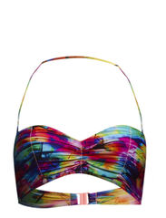 Sonic Bloom Bustier Bandeau - Bloom