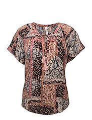 Moroccan Moon Blouse - SPICE