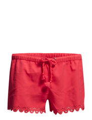 Bella Boardshort - Red Hot