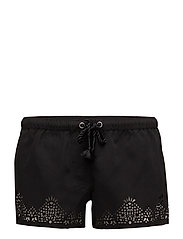 Spice Temple Boardshort - BLACK