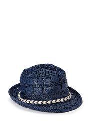 Kuta Hat - Indigo