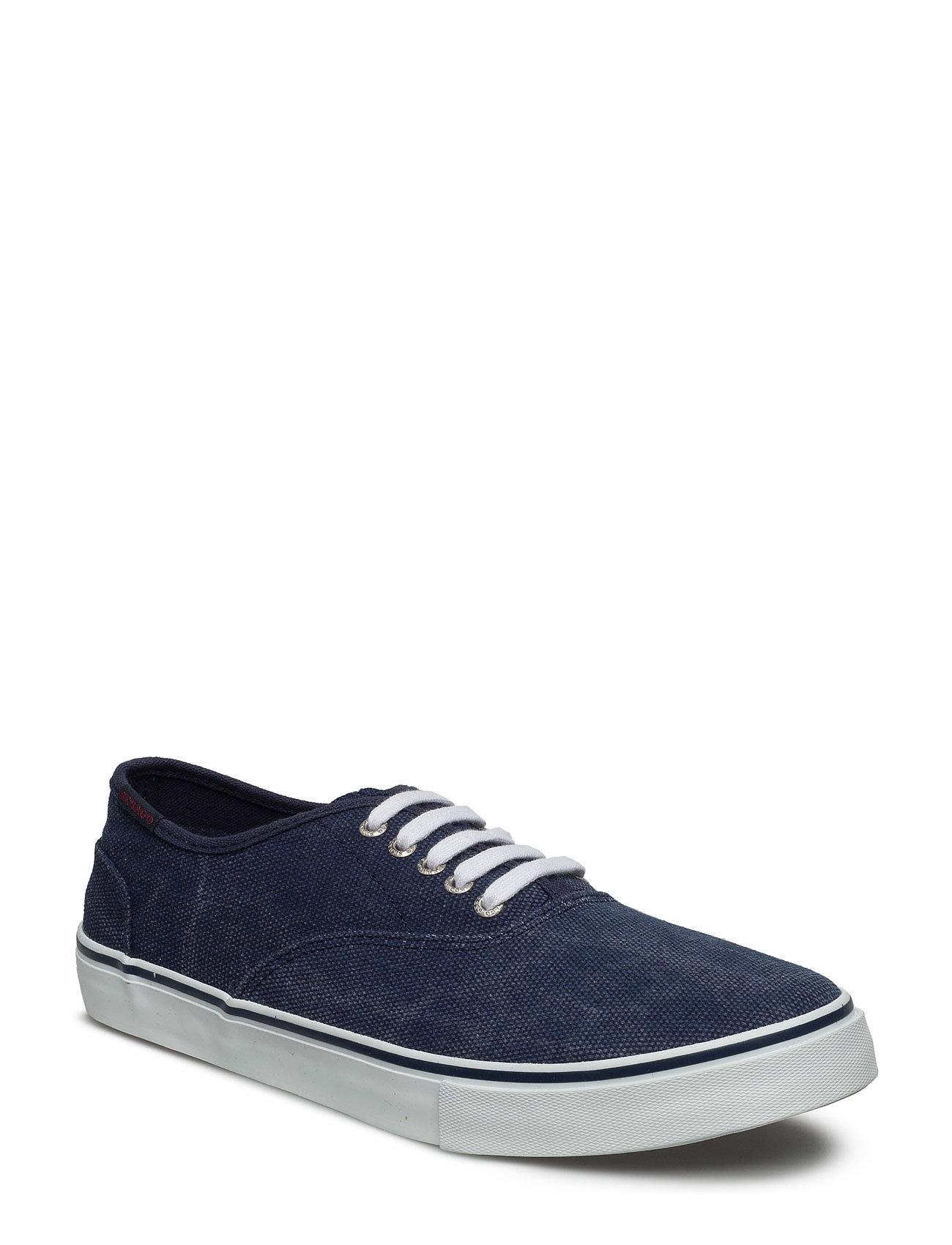 Nolan Lace Up Sebago Sneakers til Herrer i Navy blå