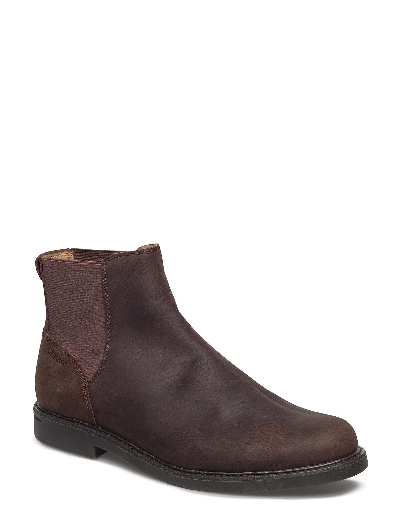 Turner Chelsea Wp Sebago Støvler til Herrer i Brun