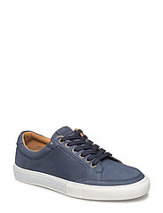 Robinson Lace Up - NAVY