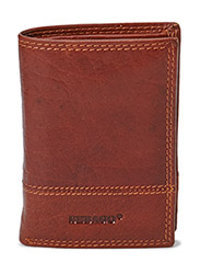 Mens Leather Wallet - Brown