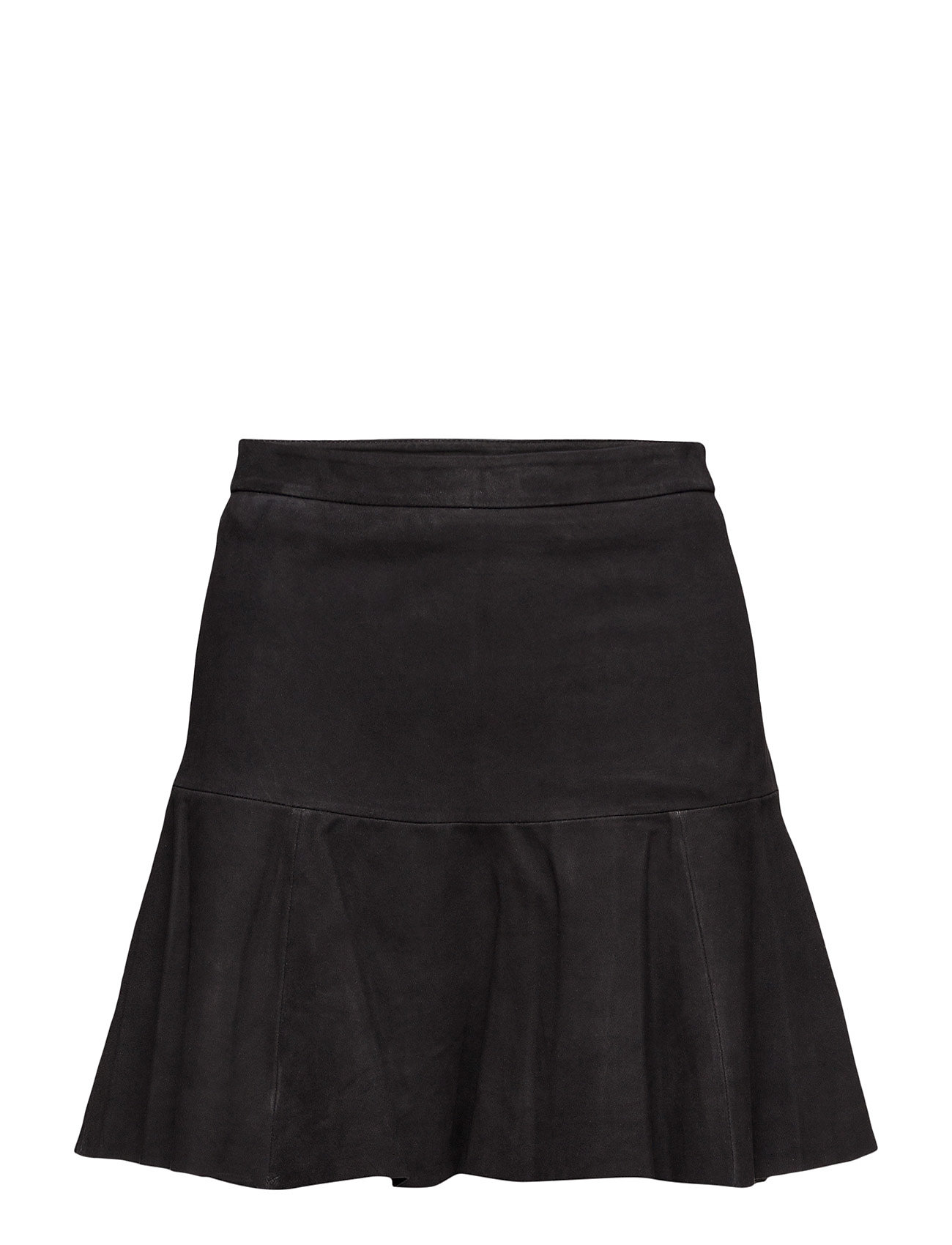 Leanne Suede Skirt Second Female Korte til Damer i