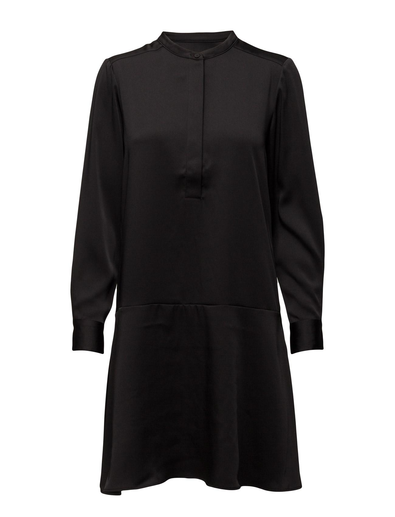 Obia Dress Second Female Korte kjoler til Kvinder i Sort