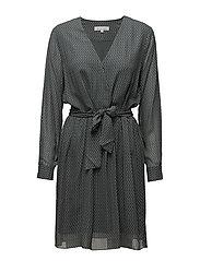 Story Dress - CYPRESS AOP