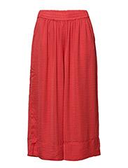 Minga Cropped Trousers - BITTERSWEET