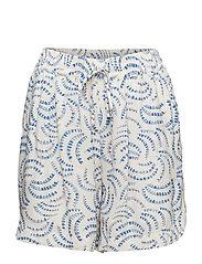 Manna Shorts - POWDER PUFF AOP